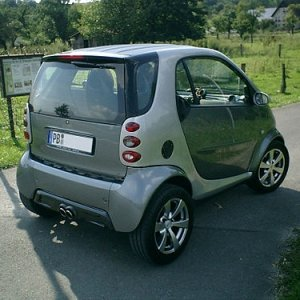 Fuel efficient car