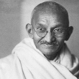Mahatma Gandhi and sustainability